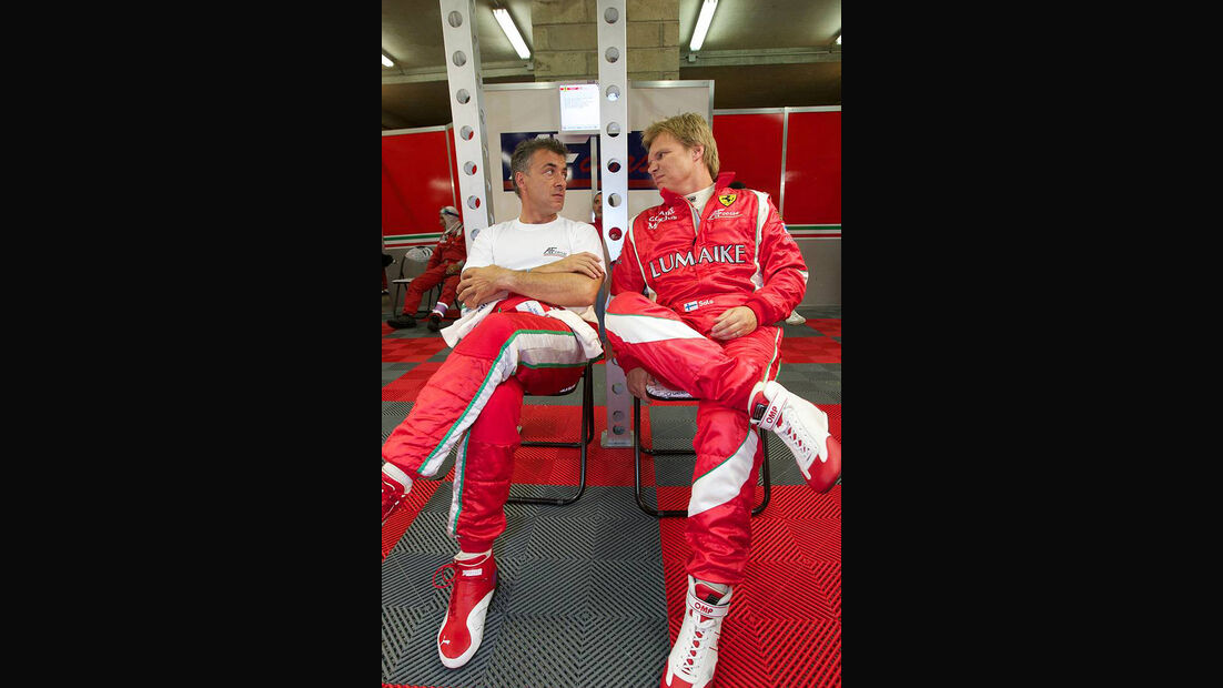 24h Le Mans Jean Alesi Mika Salo