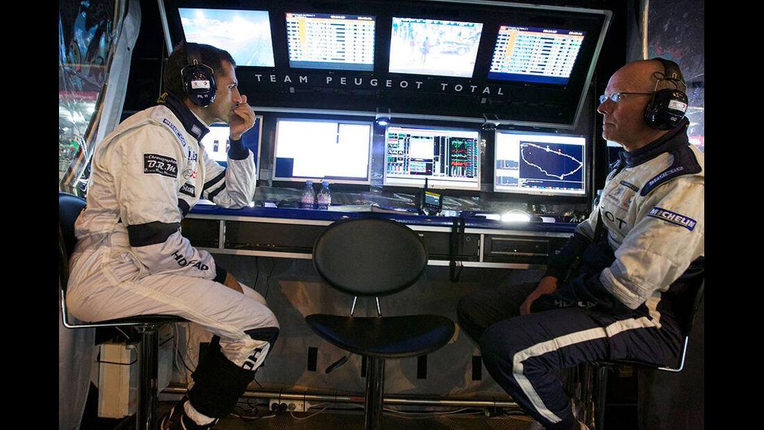 24h Le Mans Marc Gene Olivier Quesnel