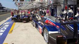 24h Le Mans Peugeot 908