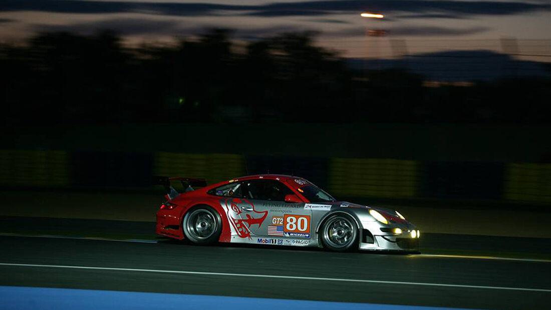 Ergebnis Le Mans