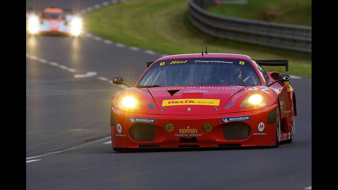 24h Le Mans Risi Ferrari