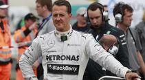 24h Nürburgring 2013 - Michael Schumacher