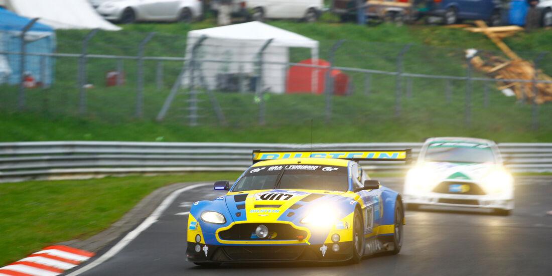 24h-Nürburgring, Aston Martin Vantage