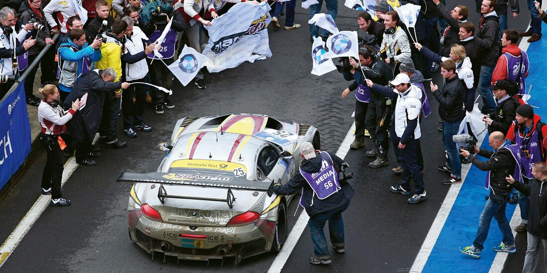 24h-Nürburgring, Marc VDS, BMW