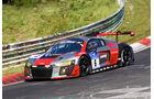 24h-Nürburgring - Nordschleife - Audi R8 LMS - Audi Sport Team Phoenix - Klasse SP 9 - Startnummer #6