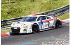 24h-Nürburgring - Nordschleife - Audi R8 LMS - Audi race experience - Klasse SP 9 - Startnummer #11