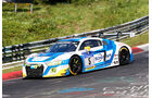 24h-Nürburgring - Nordschleife - Audi R8 LMS - Phoenix Racing - Klasse SP 9 - Startnummer #5