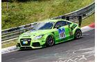 24h-Nürburgring - Nordschleife - Audi TT - MSC Sinzig e. V. im ADAC -  Klasse SP 3T - Startnummer #105