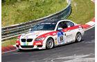 24h-Nürburgring - Nordschleife - BMW 325i - Team Securtal Sorg Rennsport - Klasse V 4 - Startnummer #160