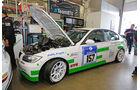 24h-Nürburgring - Nordschleife - BMW E90 - Manheller Racing - Klasse V 4 - Startnummer #157
