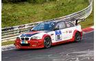 24h-Nürburgring - Nordschleife - BMW M3 CSL - Hofor-Racing - Klasse SP6 - Startnummer #85