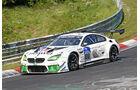 24h-Nürburgring - Nordschleife - BMW M6 GT3 - Walkenhorst Motorsport powered by Dunlop - Klasse SP 9 - Startnummer #100