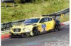 24h-Nürburgring - Nordschleife - Bentley Continental GT3 - Bentley Team Abt - Klasse SP 9 - Startnummer #38