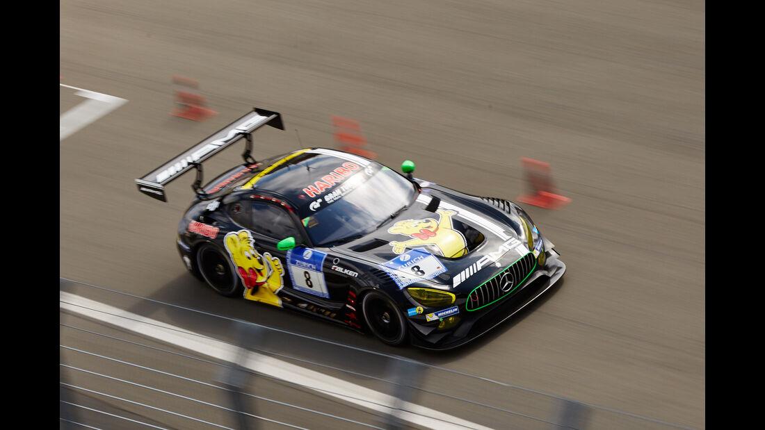 24h-Nürburgring - Nordschleife - Mercedes-AMG GT3 - Haribo Racing Team - AMG -  Klasse SP 9 - Startnummer #8