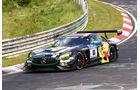 24h-Nürburgring - Nordschleife - Mercedes-AMG GT3 - Haribo Racing Team - AMG -  Klasse SP 9 - Startnummer #88