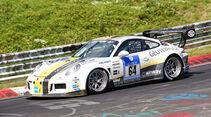 24h-Nürburgring - Nordschleife - Porsche 991 GT3 Cup - Black Falcon Team TMD Friction - Klasse SP 7 - Startnummer #64