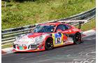 24h-Nürburgring - Nordschleife - Porsche 991 GT3 Cup - GetSpeed Performance - Klasse SP 7 - Startnummer #62