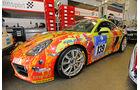 24h-Nürburgring - Nordschleife - Porsche Cayman S - Team Securtal Sorg Rennsport. - Klasse V 6 - Startnummer #139