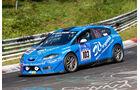 24h-Nürburgring - Nordschleife - Seat Leon Supercopa - Team Mathos Racing e. V.- Klasse SP 3T - Startnummer #103
