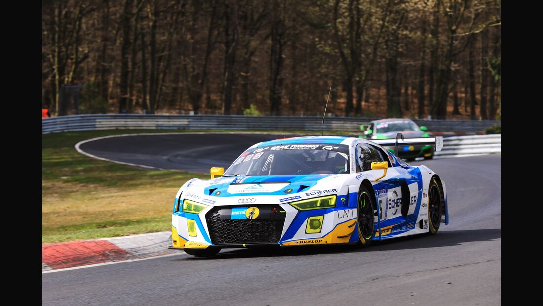 24h Qualirennen - Nürburgring - 23. April 2017