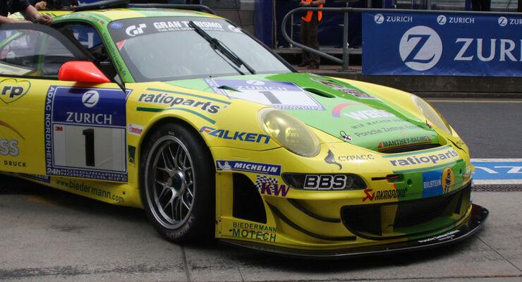 24h-Rennen 2009 Manthey