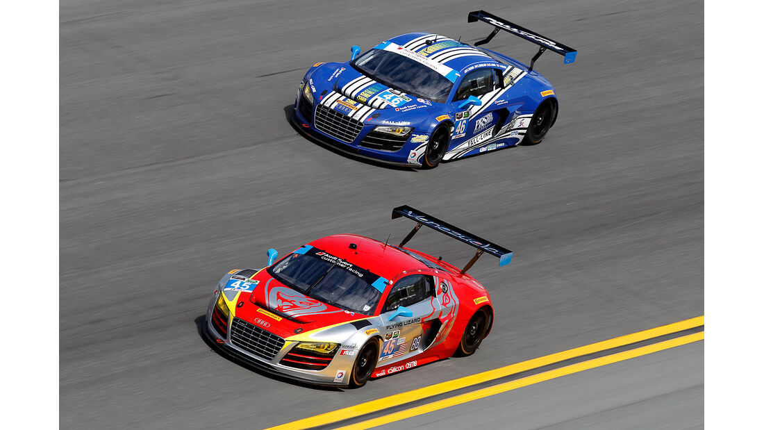 24h-Rennen Daytona 2014