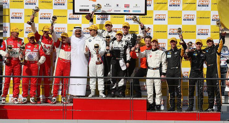 24h-Rennen Dubai 2011
