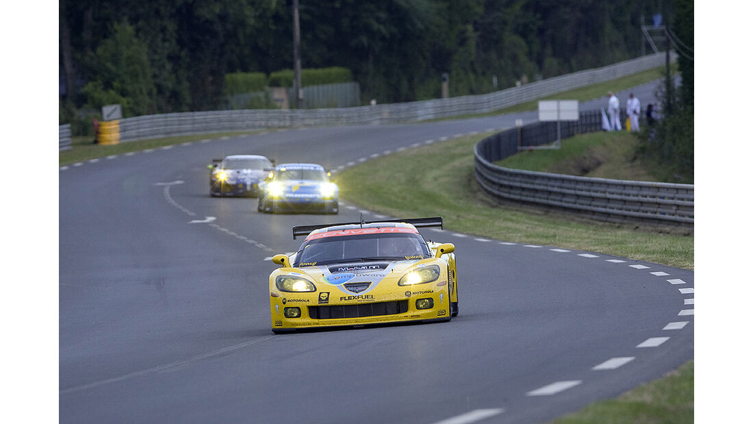 24h Rennen Le Mans 2009, Corvette