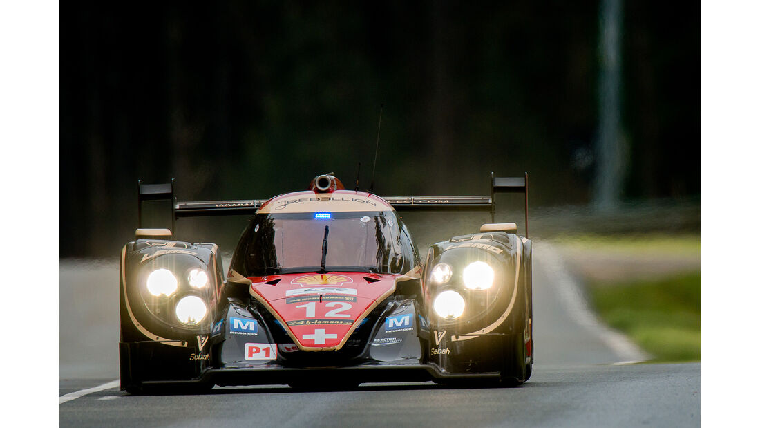 24h-Rennen Le Mans 2013, #12
