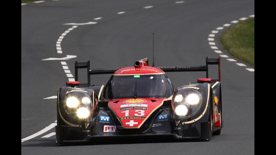 24h-Rennen Le Mans 2013, #13
