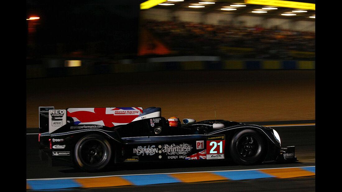 24h-Rennen Le Mans 2013, #21