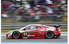 24h-Rennen Le Mans 2013, 22.06 20 Uhr