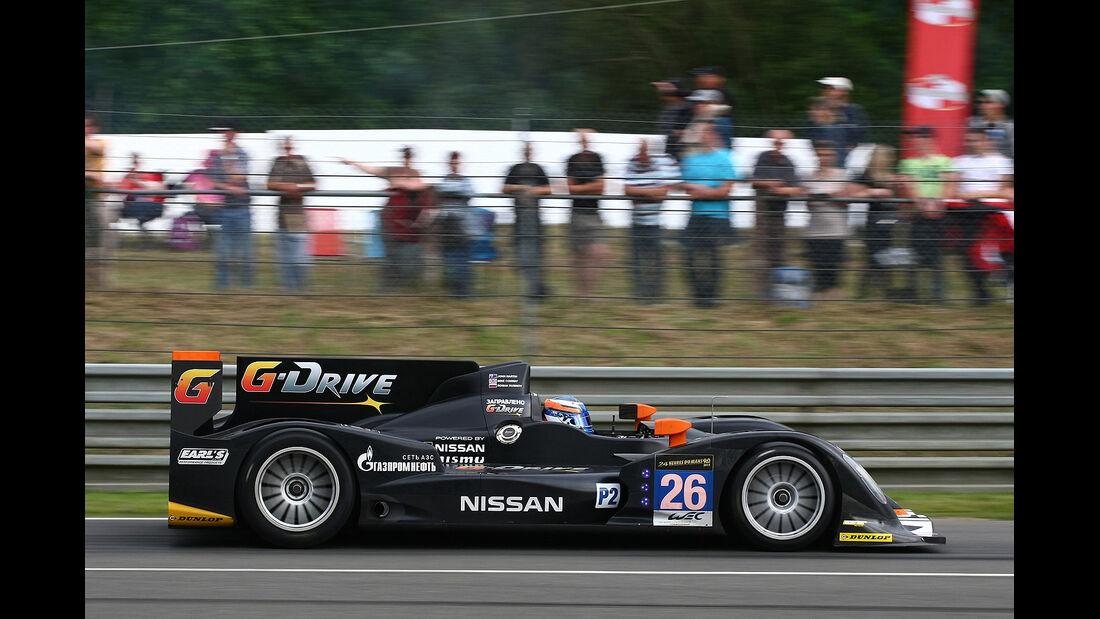 24h-Rennen Le Mans 2013, #26