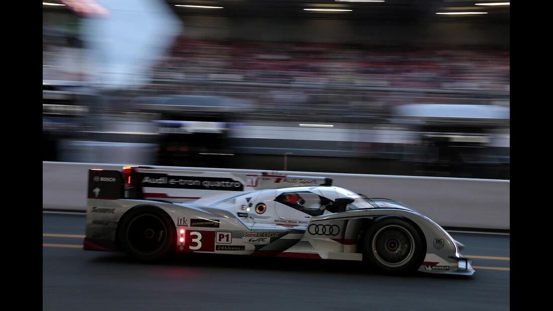 24h-Rennen Le Mans 2013, #3