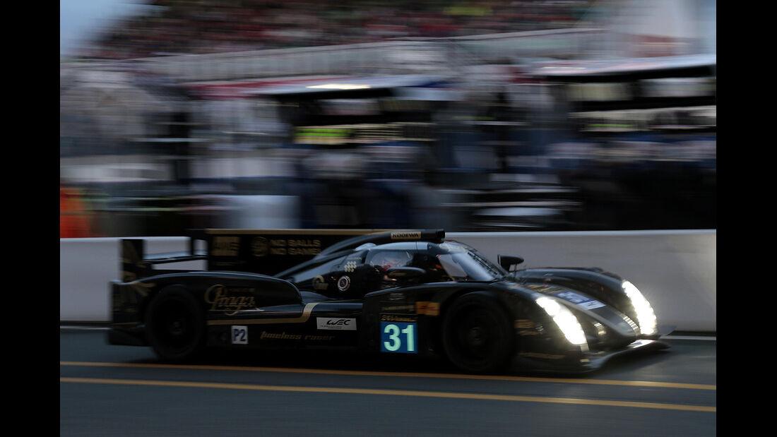 24h-Rennen Le Mans 2013, #31