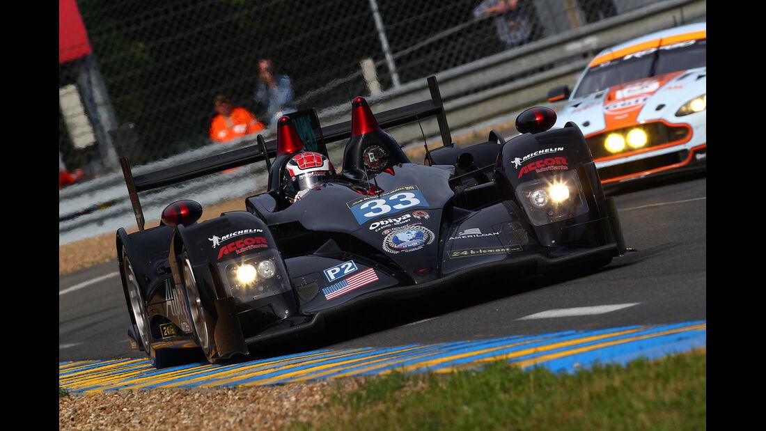 24h-Rennen Le Mans 2013, #33