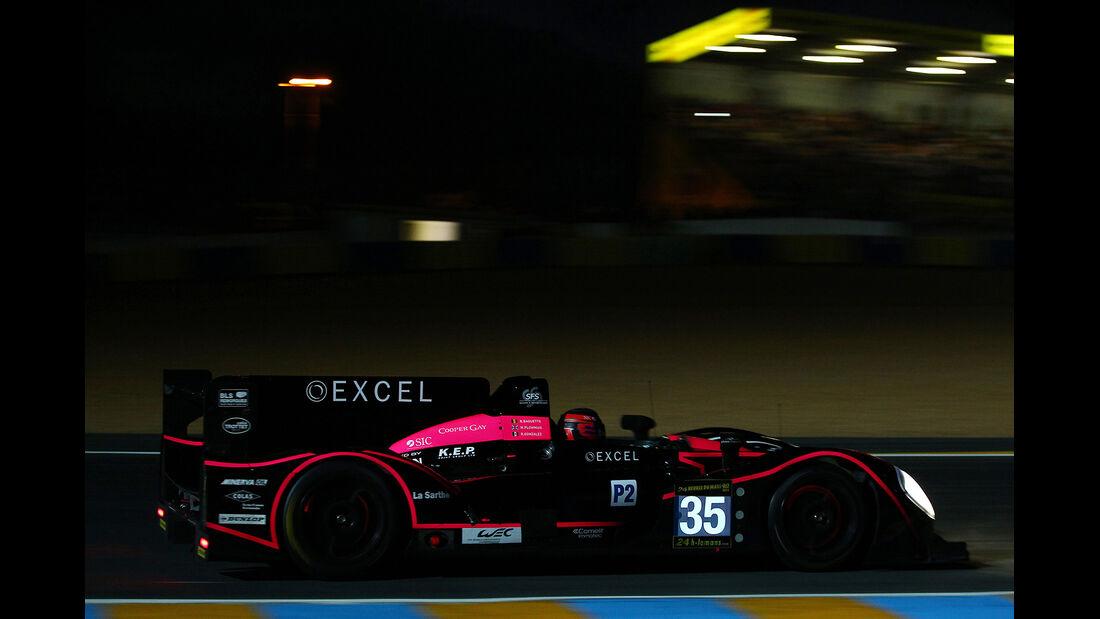 24h-Rennen Le Mans 2013, #35
