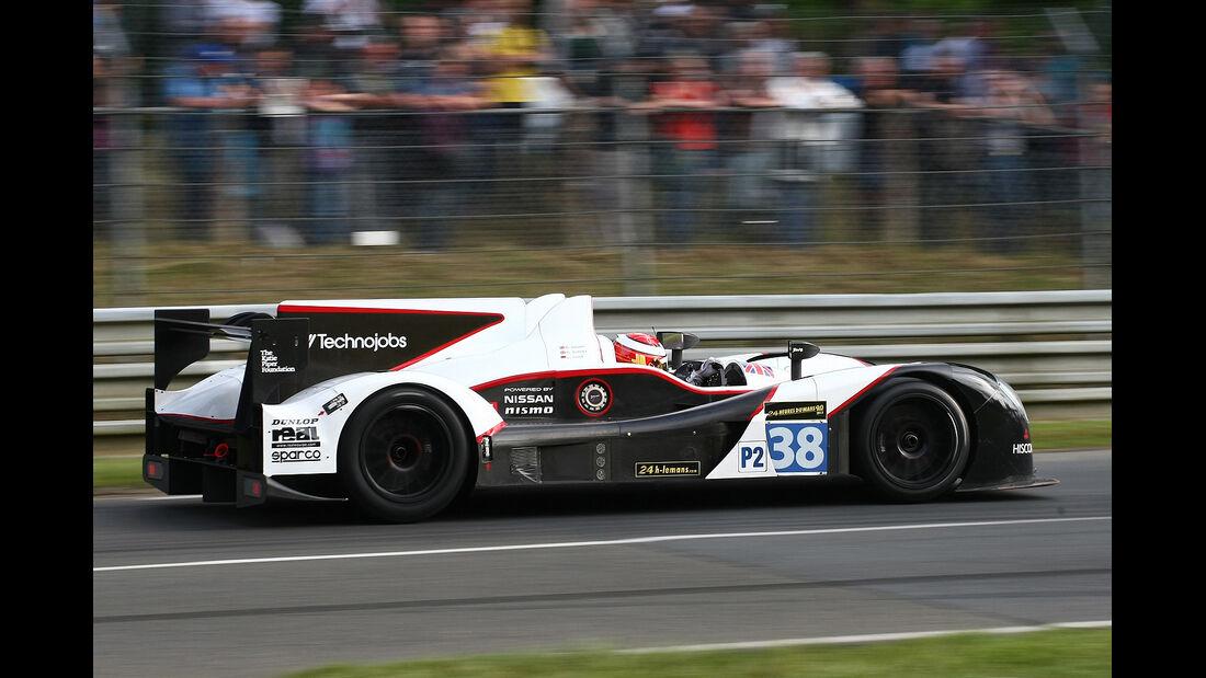 24h-Rennen Le Mans 2013, #38