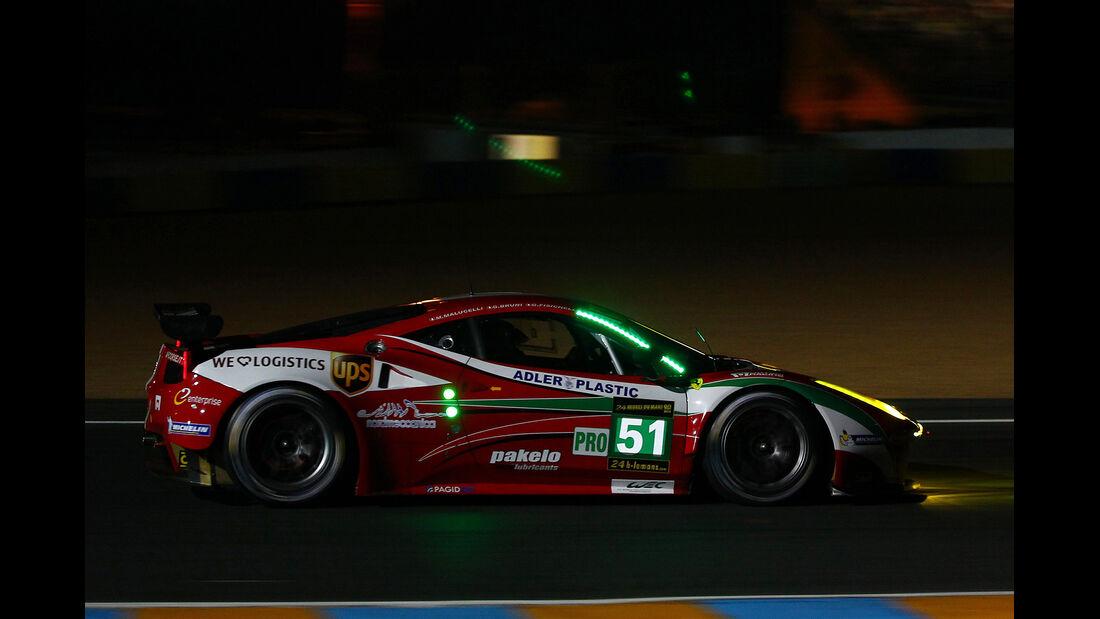 24h-Rennen Le Mans 2013, #51