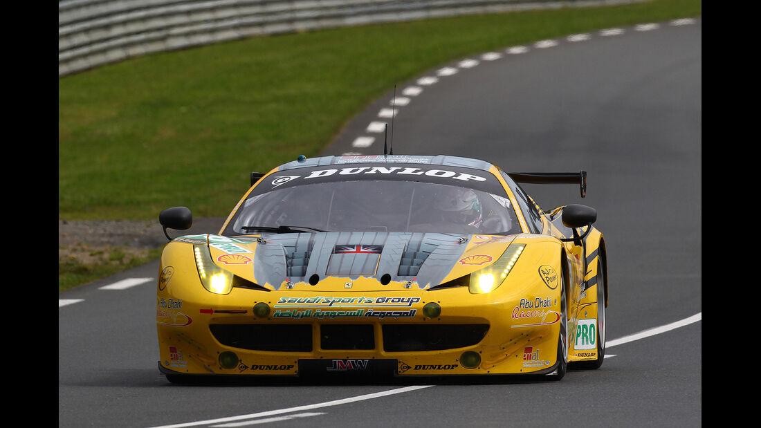 24h-Rennen Le Mans 2013, #66