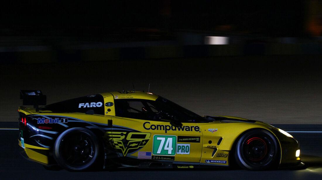 24h-Rennen Le Mans 2013, #74