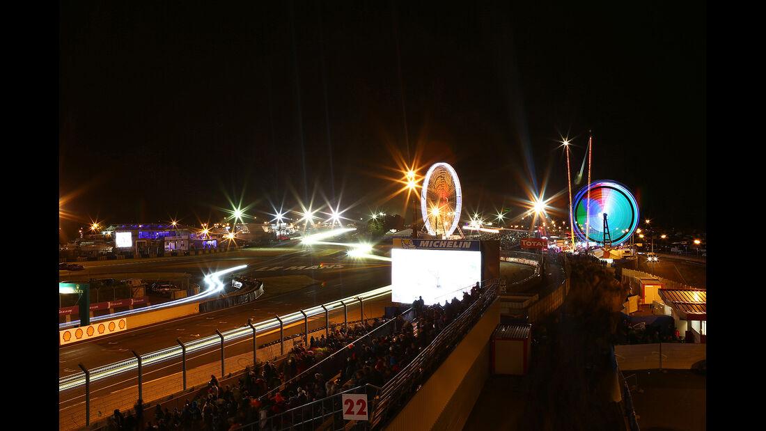 24h-Rennen Le Mans 2013, 8 Uhr