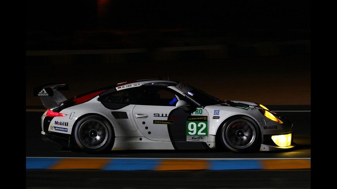 24h-Rennen Le Mans 2013, #92