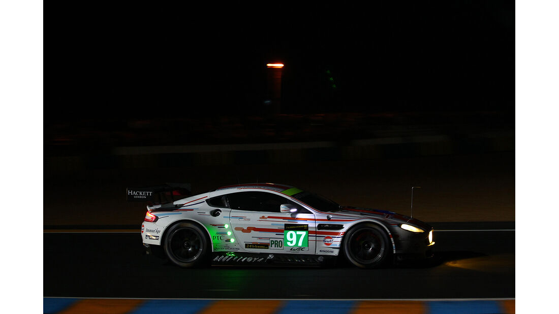 24h-Rennen Le Mans 2013, #97