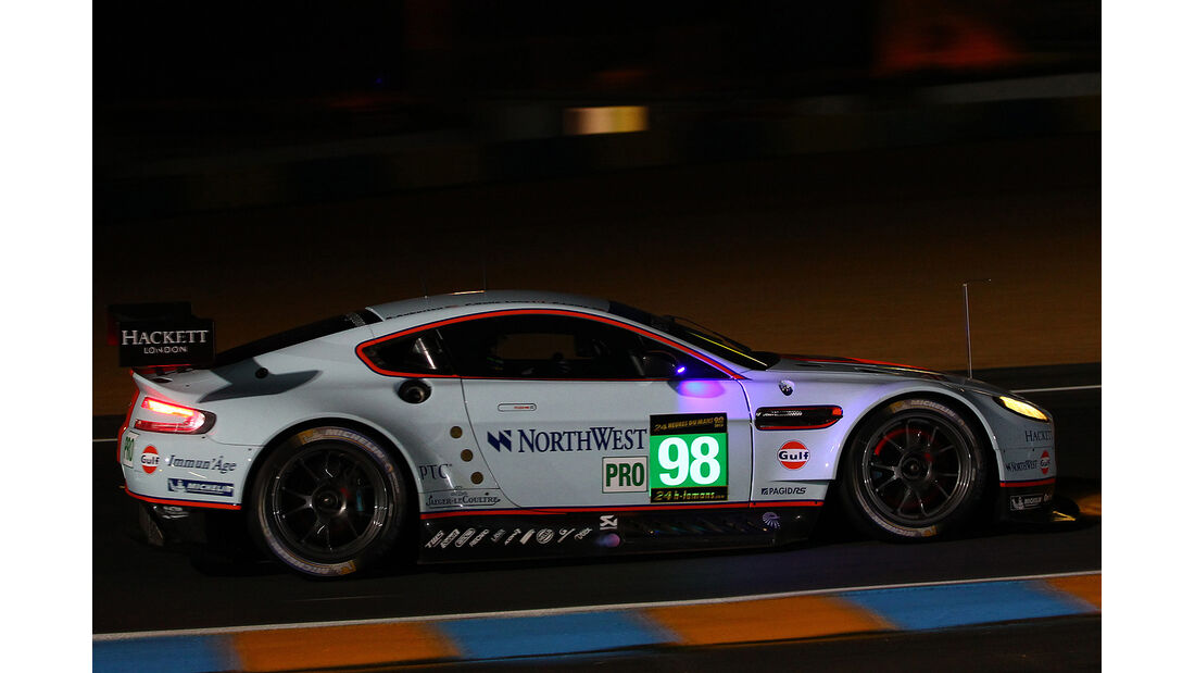 24h-Rennen Le Mans 2013, #98