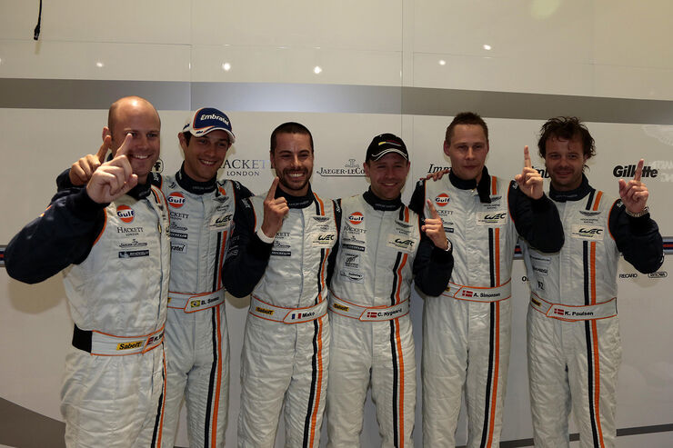 24h-Rennen Le Mans 2013, GTE Vorschau