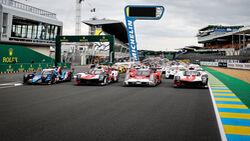 24h-Rennen Le Mans 2021 - Starterfeld