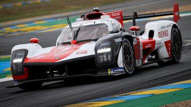 24h-Rennen Le Mans 2021 - Toyota GR010 Hybrid - Startnummer #7