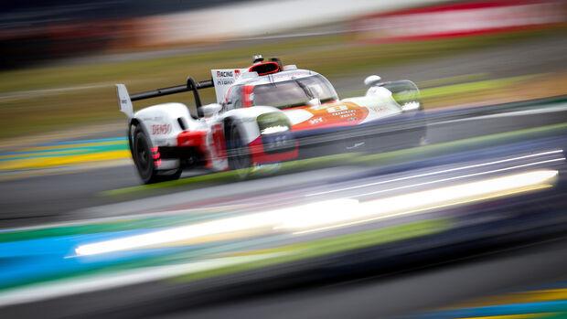 24h-Rennen Le Mans 2021 - Toyota GR010 Hybrid - Startnummer #8