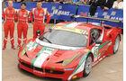 24h-Rennen LeMans 2012,Ferrari 458 Italia, No.51, LMGTE Pro